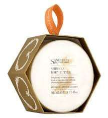 Sanctuary A Touch of Sparkle Body Butter 300ml £5 delivered to store
