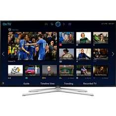 Samsung UE48H6240 48 In Full HD Freeview HD 3D Smart LED TV £499.99.  Excluded from the Argos 30 day money back guarantee.