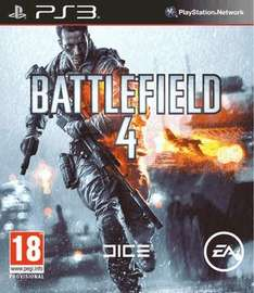 Battlefield 4 with China Rising Expansion Pack PS3 @ GAME £7.99
