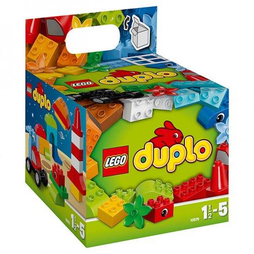 LEGO Duplo Creative Building Cube - 10575 £10 click & collect @ John Lewis