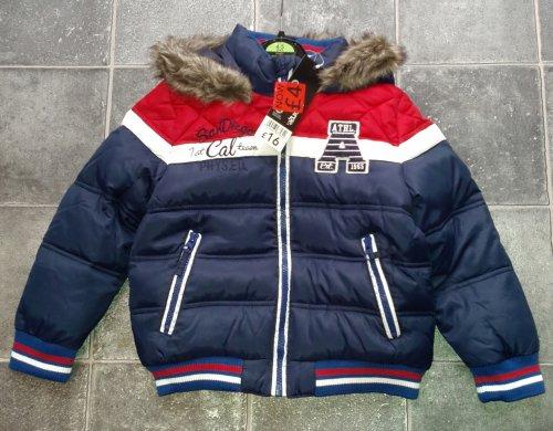kids winter coat. Was £16 now £4 instore @ ASDA