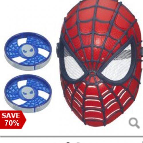 Spider-Man Spidersense FX Mask £6.90 @ Debenhams