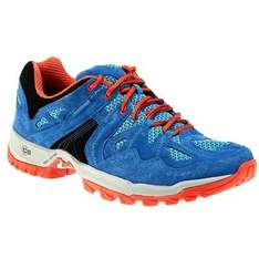 QUECHUA Arpenaz Flex Men's Hiking Shoes, Red/Blue for £1 (free C&C or £4.99 delivered) @ Decathlon