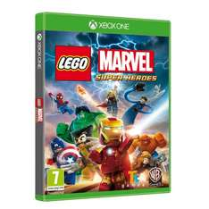 LEGO Marvel Super Heroes £14.99 on Xbox one @ Game
