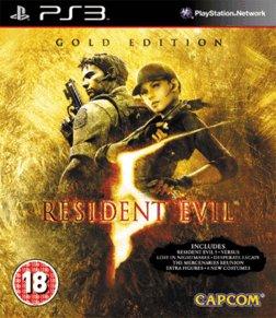 Resident Evil 5: Gold Edition £2 delivered new @ Game.co.uk