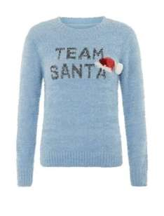 Teen Christmas Jumpers £6.99 Delivered @ New Look