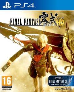 Final Fantasy Type-0 HD Pre-order - PS4 - £40.98 - Zavvi (Collectors Ed - £72)