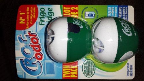 Croc odor fridge odour eimination twin pack 74p @ Tesco instore