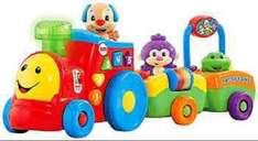 Fisher Price Puppy's Smart Stages Train £8.50 @ Tesco instore