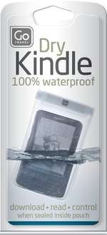 Kindle Go Travel Waterproof case - House of Fraser £5.99 was £9.99 free click & collect