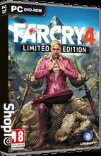 Far Cry 4 Limited Edition (PC) £19.85 delivered @ Shopto.net