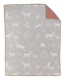 Christmas Jersey Blanket NOW £1 @ Mothercare