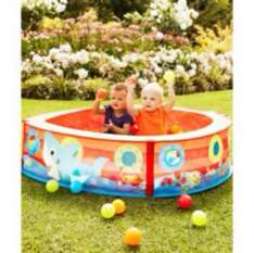 Elc under the sea ballpit £6 click and collect @ elc and tesco direct