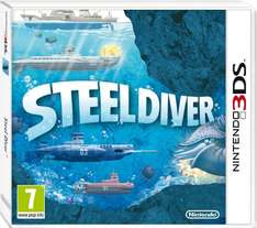 Steel Diver 3DS £2.99 @ Argos