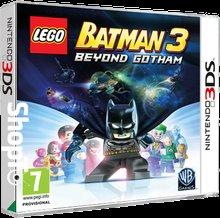 Lego Batman 3: Beyond Gotham on nintendo 3ds @ ShopTo.net delivered for