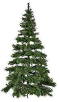 Luxury 2.1m Christmas Tree reduced from £59.99 to £19.99, now BOGOF, so TWO TREES for £24.94 (including del) at Clas Ohlson