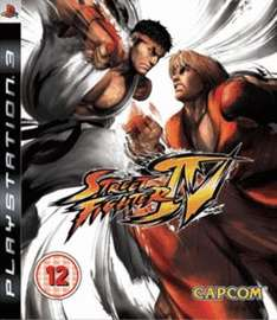 Street Fighter IV (PS3) only £2.00 delivered @ GAME