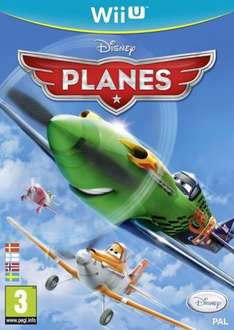 Disney Planes Wii U £6.85 Delivered @ Shopto (DS version £3.85)
