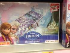 Frozen Board Game 50% off £7.50 @ The Entertainer instore