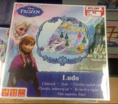 Frozen Ludo Board Game 50% off now £5 at The Entertainer online & instore