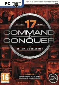 Command and Conquer Ultimate Collection £4.99 Free delivery @ Game