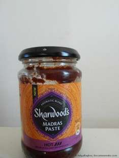 Sharwoods Concentrated Pastes (290g) HoT Madras - Balti - Rogan Josh JUST £0.69 @ Home Bargains