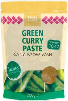 Thai Taste Pastes (200g) was £1.89 now 94p @ Waitrose
