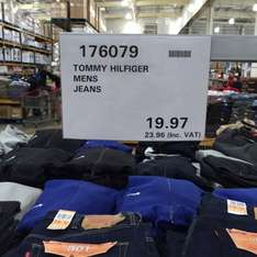 Tommy Hilfiger mens jeans £24 @ Costco