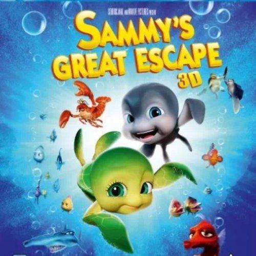 Sammys Great Escape (3D Blu-Ray) £3 @ Asda Instore