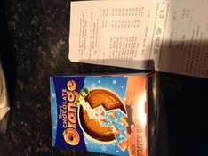 The co operative food Terry's chocolate toffee crunch 50pence