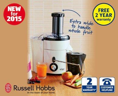 Russsell Hobbs Extractor £39.99 Aldi