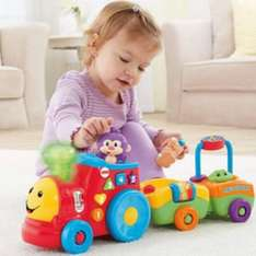 Fisher Price laugh and learn puppy train £8.50 @ Tesco instore