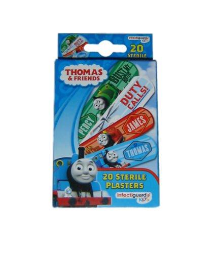 Thomas the Tank plasters Home Bargains 19p