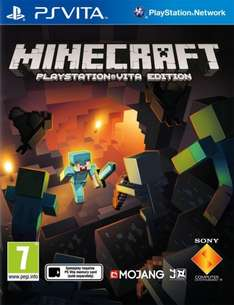 Minecraft PS Vita £9.99 @ The Game Collection