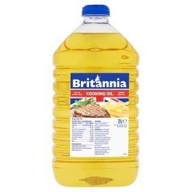 Britannia Cooking Oil 2L  £1.44 at Asda
