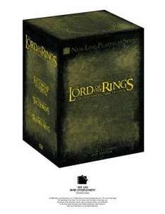 Lord Of The Rings Trilogy DVD Boxset - £18.44 Delivered @ Amazon / Zoverstocks