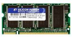 Silicon Power 512MB DDR1 DIMM 400MHz Laptop Memory Module £2.99 delivered from GizzmoHeaven