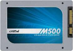 Crucial 120GB M500 SATA 6Gb/s SSD £46.84 delivered from Amazon