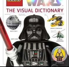 LEGO Star Wars - The Visual Dictionary £2.99 (RRP £16.99) @ The Works