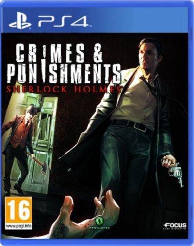 Crimes & Punishments: Sherlock Holmes PS4/XO £17 @ Asda Direct