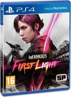 inFAMOUS - First Light PS4 £7 @ Asda Direct