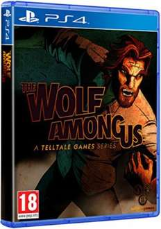 The Wolf Among Us PS4 £12 / Xbox One £10 @ Asda Direct