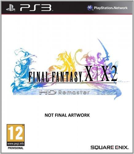 Final Fantasy X/X-2 HD Remaster - PS3 £15.00 @ Asda