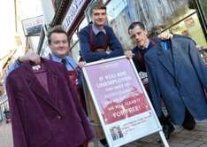 Free dry cleaning at Timpson for unemployed people who have interviews
