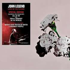 John Legend Love In The Future Deluxe CD £5 @ ASDA Direct (Free Delivery) or ASDA instore