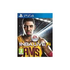 nba live 14 £7 at asda direct! on xbox one and ps4