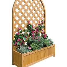 Large Lattice Garden Planter £19.99 @ Argos