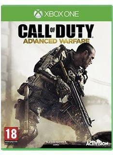 call of duty advanced warfare £24.99 @ simplygames xb1/ps4