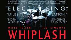 Show Film First - Free Tickets to see 'Whiplash' on 15/1 @ 6.30pm