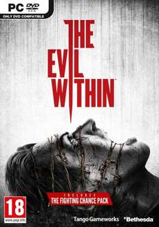 The Evil Within PC £9.85 @ Amazon (Free delivery with prime/£10 spend)